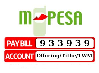 Tithes & Offerings Paybill
