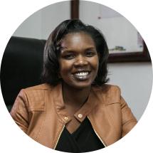 Pastor Angela Yegon