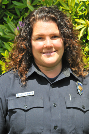 Aileen Theile Named East Bay Regional Park District Fire Chief
