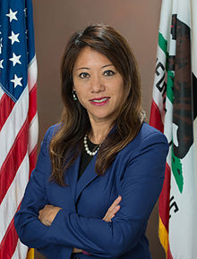 State Treasurer Fiona Ma