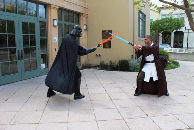Town of Danville Event: May the 4th Be With You!