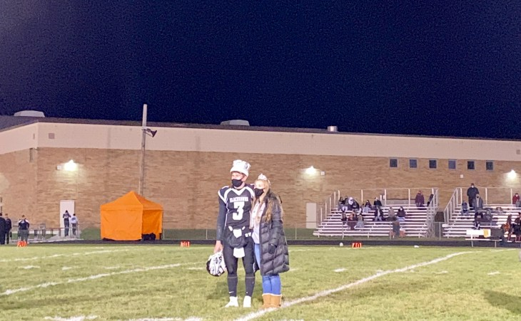 Will Bailey and Emily Esser