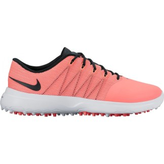 Nike Women Lunar Empress 2 Golf Shoes Glacier Lava Glow 7 Medium Valleysporting