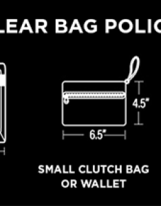 All persons and bags are subject to search clear tote including handbags purses that plastic vinyl or pvc do not exceed    also justin timberlake tickets in san diego at pechanga arena rh axs