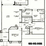 Image of Warner Ranch Tempe floor plans: model 2040