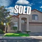 Image of sold home. Sell your house with Metro Phoenix Homes