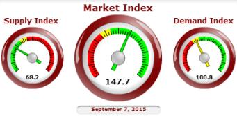 CMI gauges metro phoenix home sales