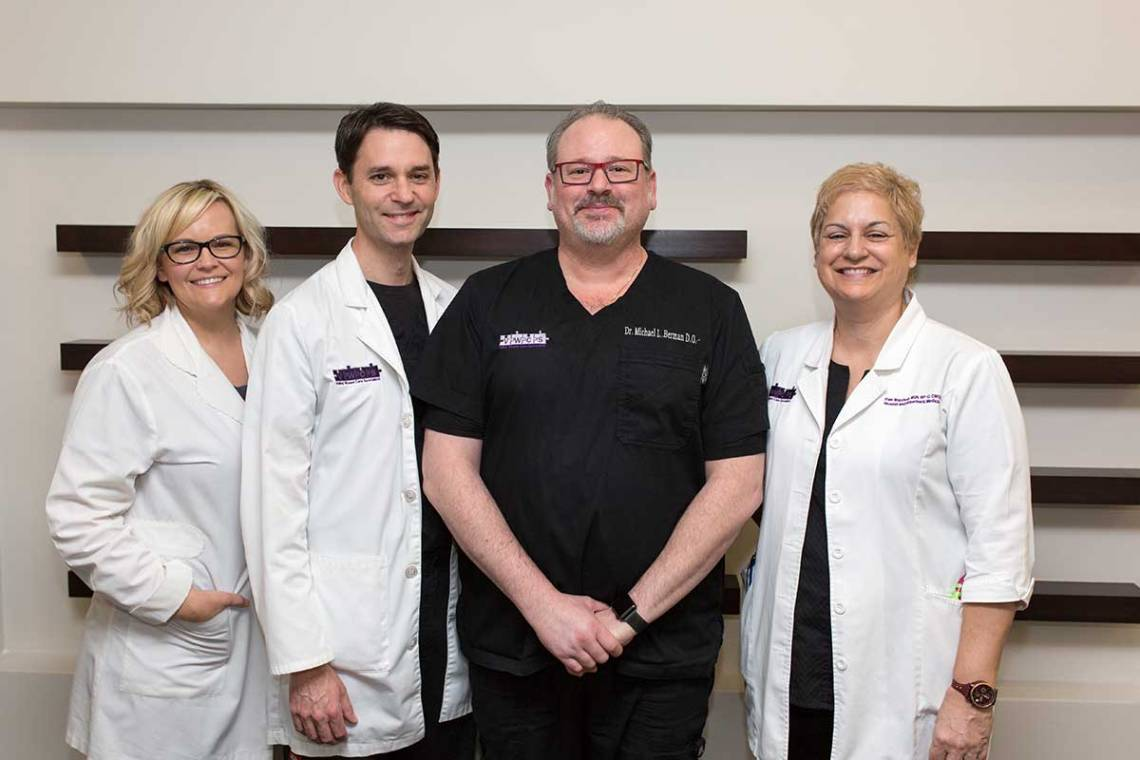 Valley Wound Care Specialists Professional Staff