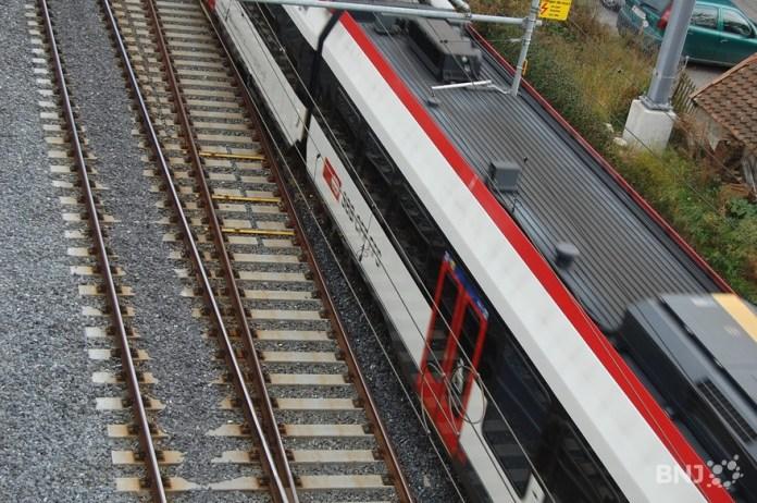 Trains supprimés entre Auvernier et Travers