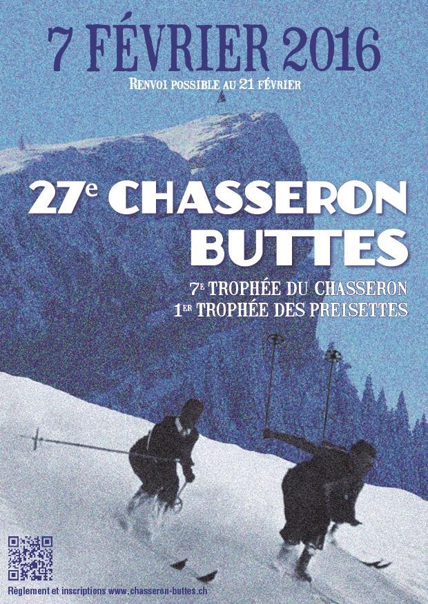 Chasseron-Buttes : courses renvoyées au 21 février