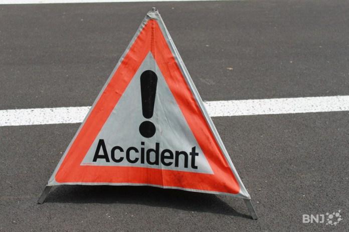 Motocycliste grièvement blessé