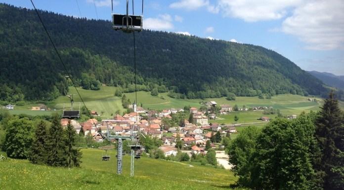 Buttes La Robella - Val-de-Travers