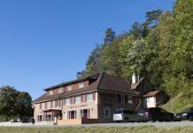 Hôtel du Crêt de l'Anneau - Travers, Val-de-Travers