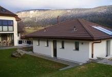 BnB Villa Moncalme, Travers, Val-de-Travers