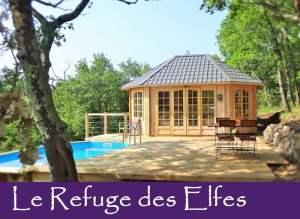 gite romantique pour 2 en Ardèche du Sud