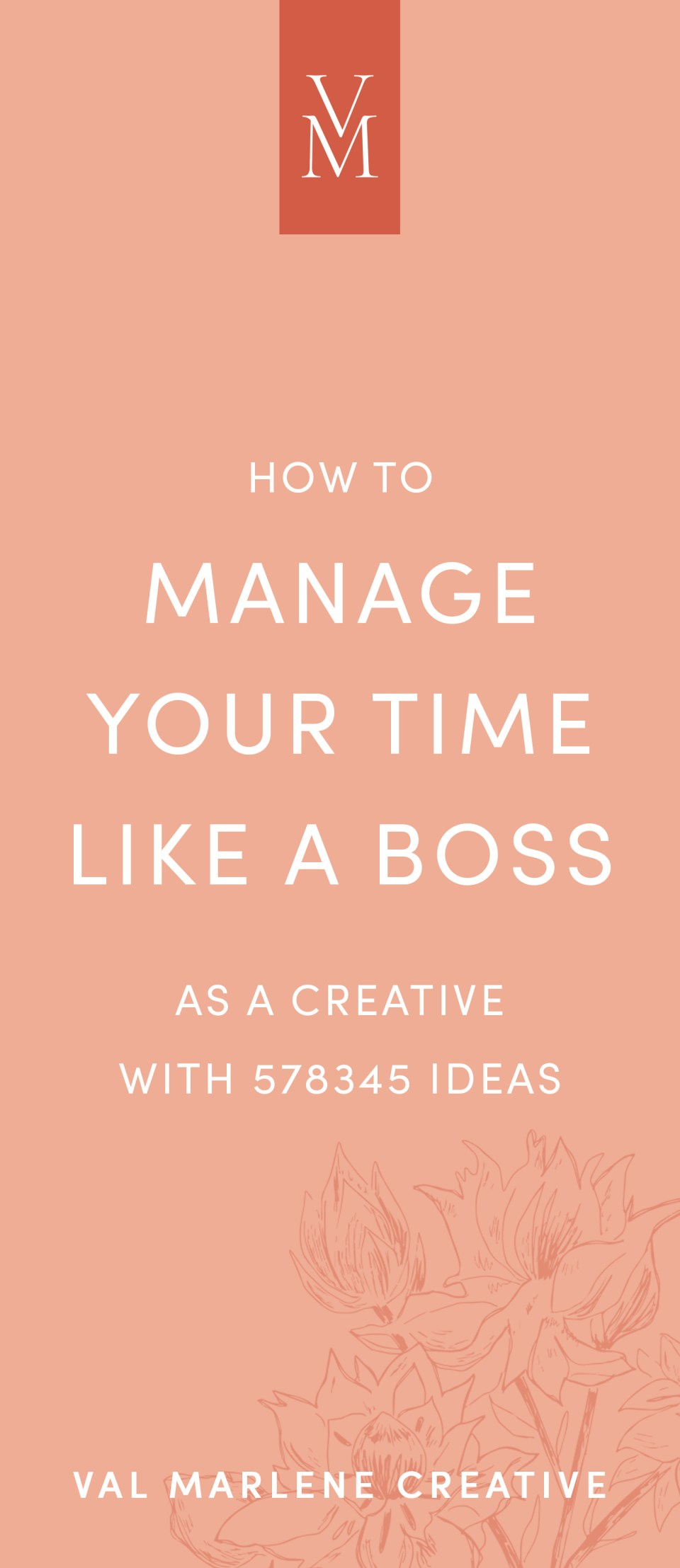 how to manage time, time management
