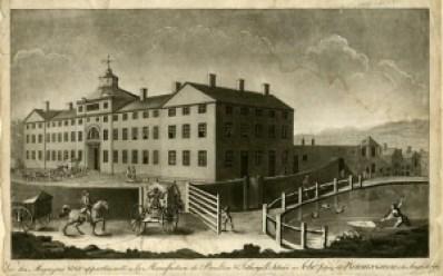 Soho Manufactory by Francis Eginton 1773