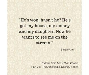 Sarah-Ann Women's Rights