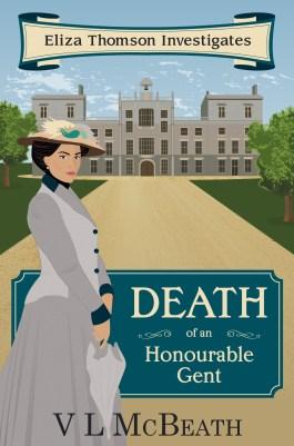 Eliza Thomson Investigates Book 3