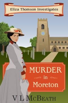 Eliza Thomson Investigates Book 1