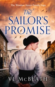 The Sailor's Promise Book Cover. An Introductory Novella to The Windsor Street Family Saga