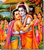 bharatha and rama
