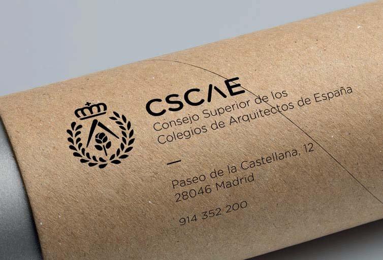 PROPOSTA DE LOGOTIPO CSCAE V&BA