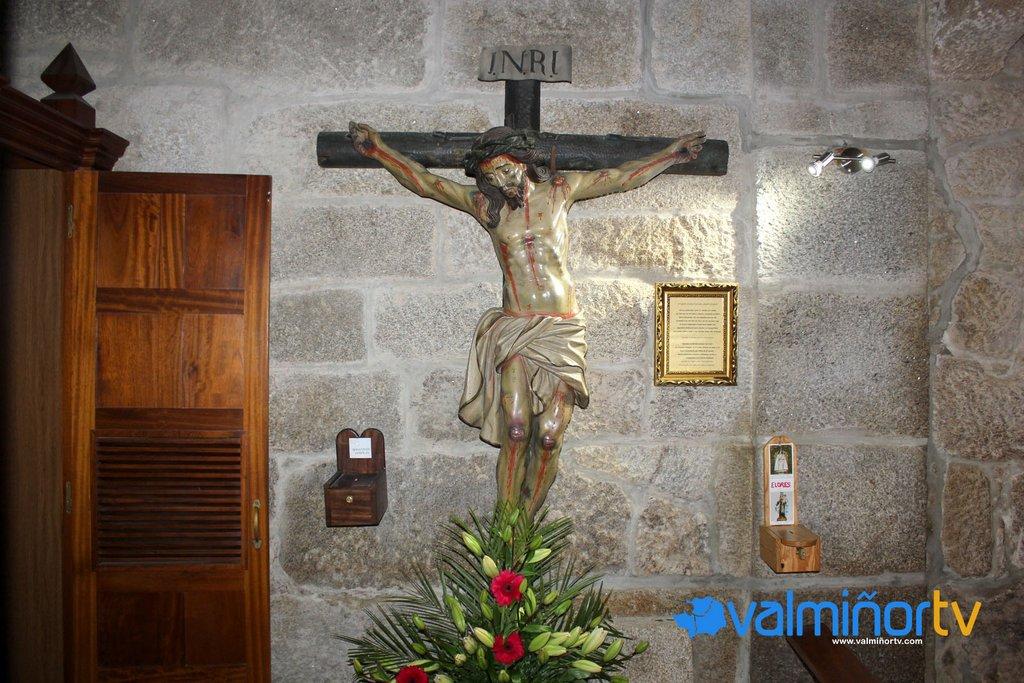 CRISTO CRUCIFICADO EN BAREDO