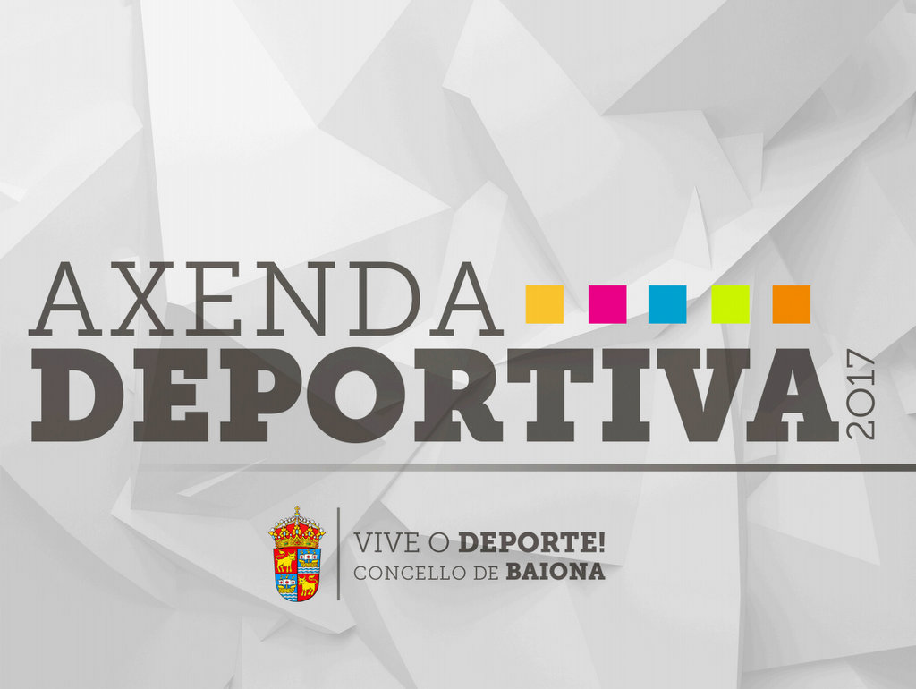 AXENDA DEPORTIVA VERÁN BAIONA 2017