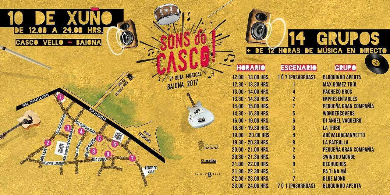 2ª RUTA MUSICAL SONS DO CASCO