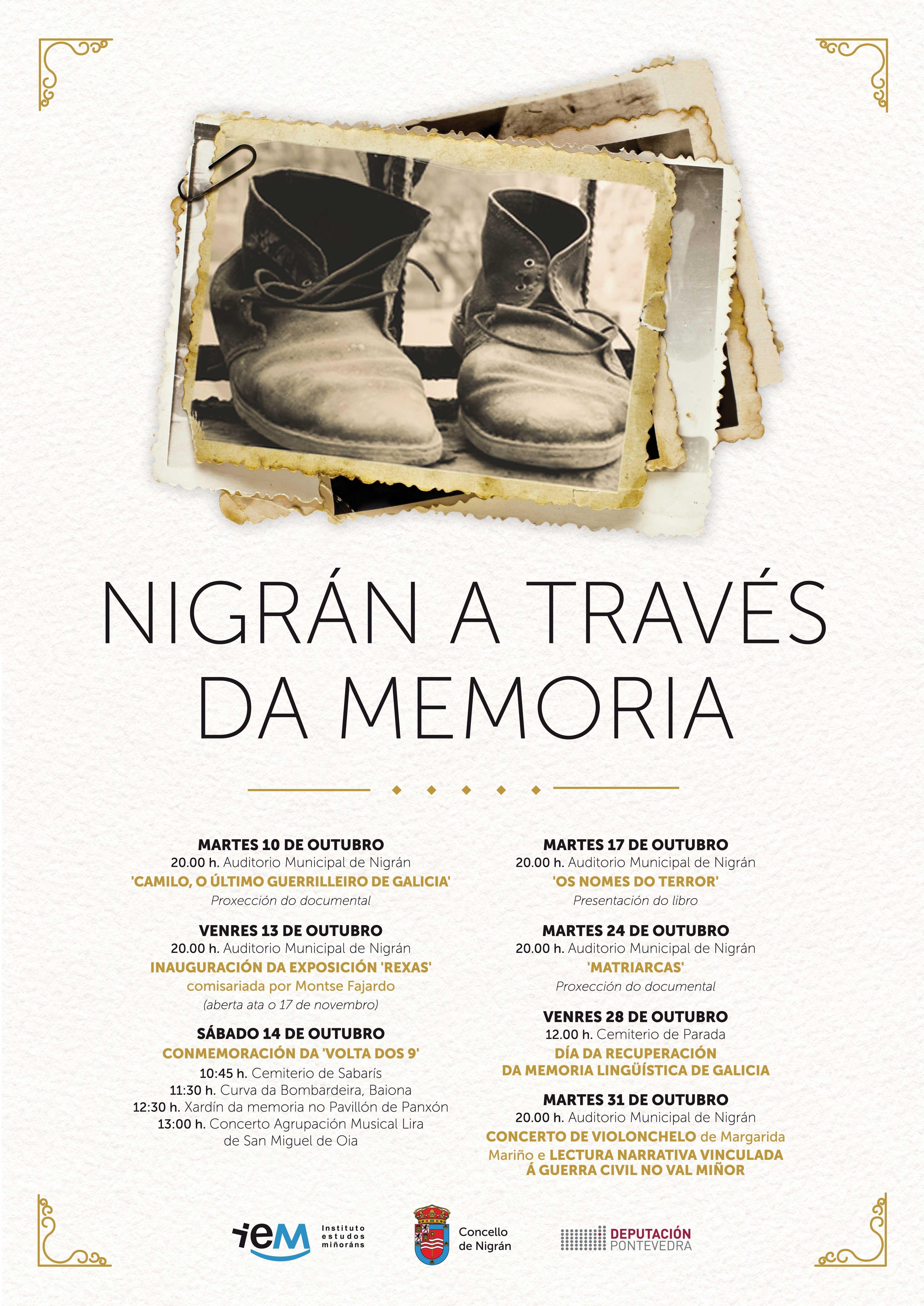 NIGRÁN A TRAVÉS DA MEMORIA