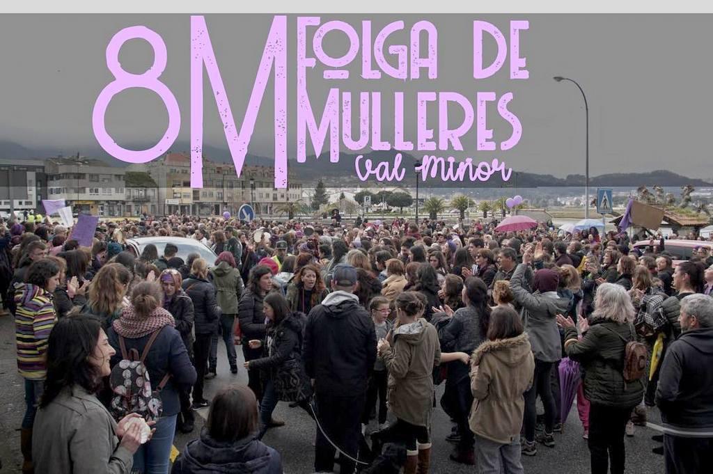 FOLGA DE MULLERES VAL MIÑOR