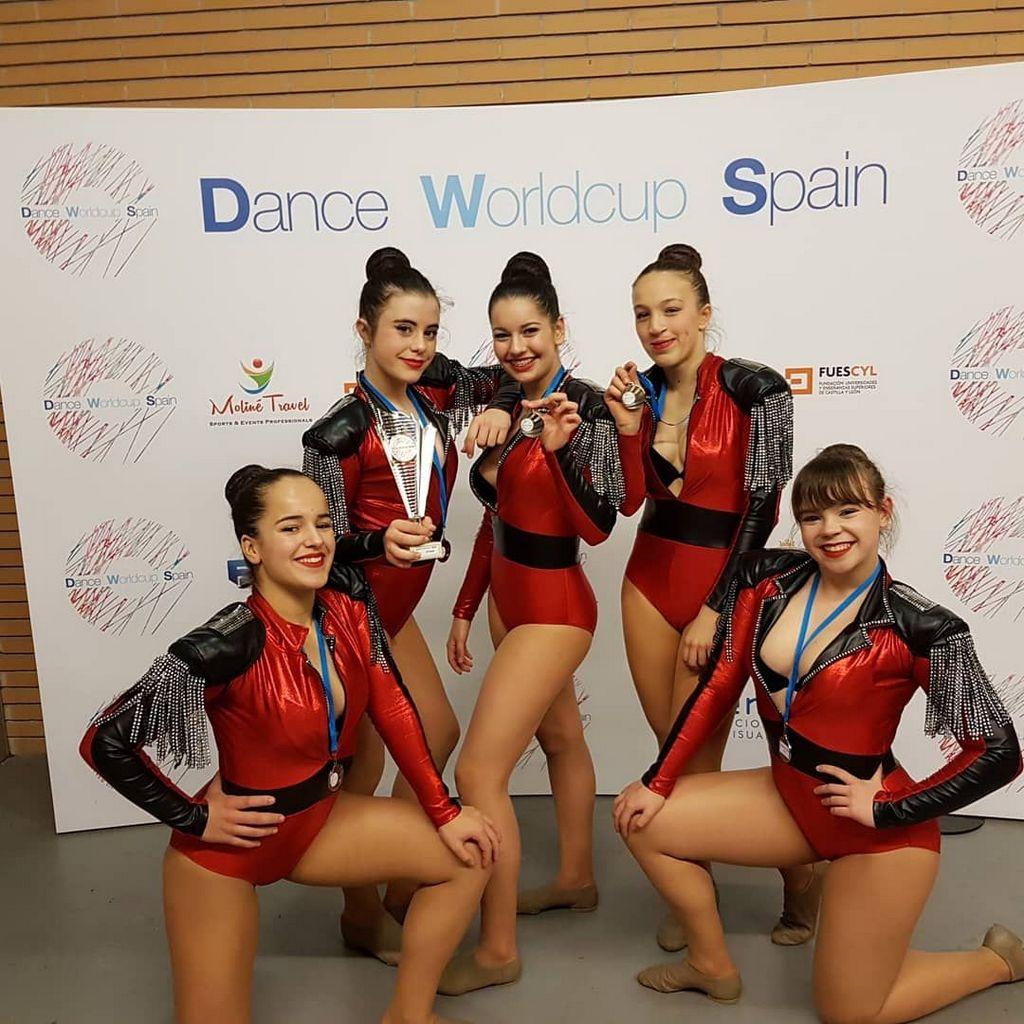 GALICIA EN DANZA EN EL DANCE WORLDCUP SPAIN 2018