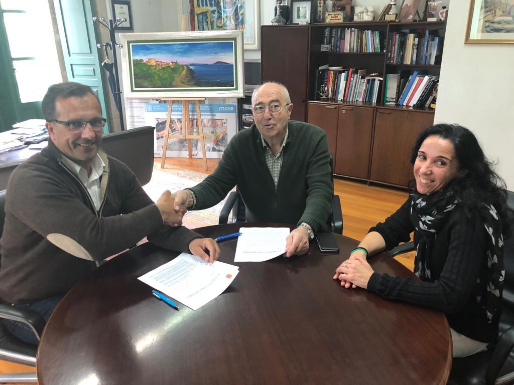 Firma Convenio Juan María II