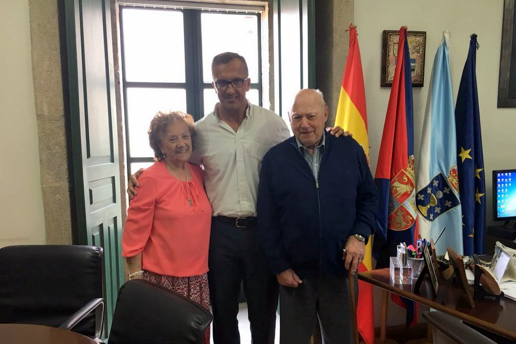 2018-08-29 – Pitusa, Alcalde y Yoni