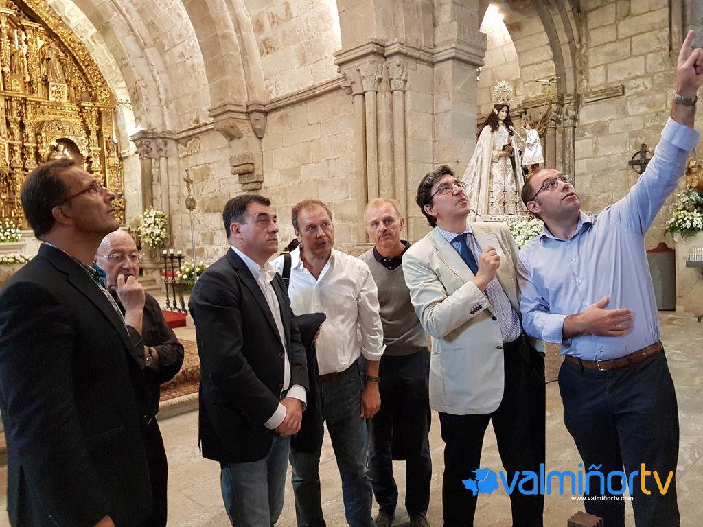 CULTURA INVESTIRÁ MÁIS DE 500.000 € NA RESTAURACIÓN DA EX COLEXIATA DE SANTA MARÍA DE BAIONA