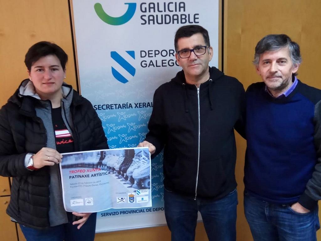 2019-02-21 – Presentacion Copa Xunta Gondomar