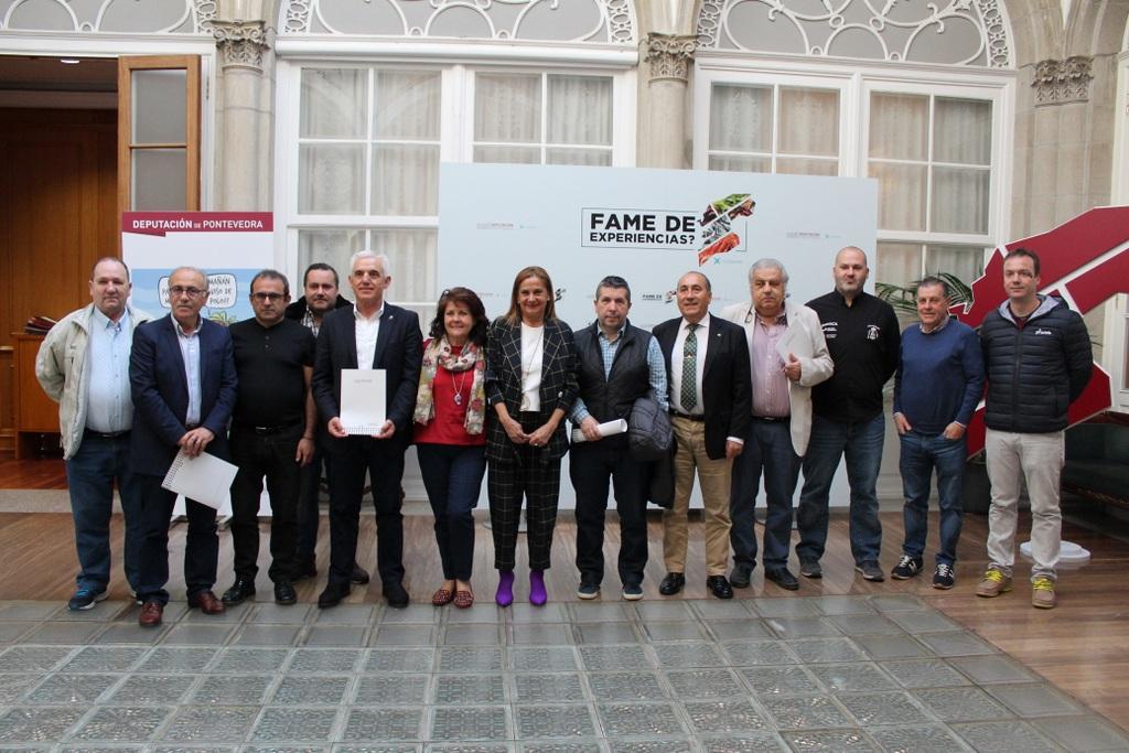 O CLUB CICLISTA RÍAS BAIXAS E A AD VINCIOS XA DISPOÑEN DAS AXUDAS DA DEPUTACIÓN