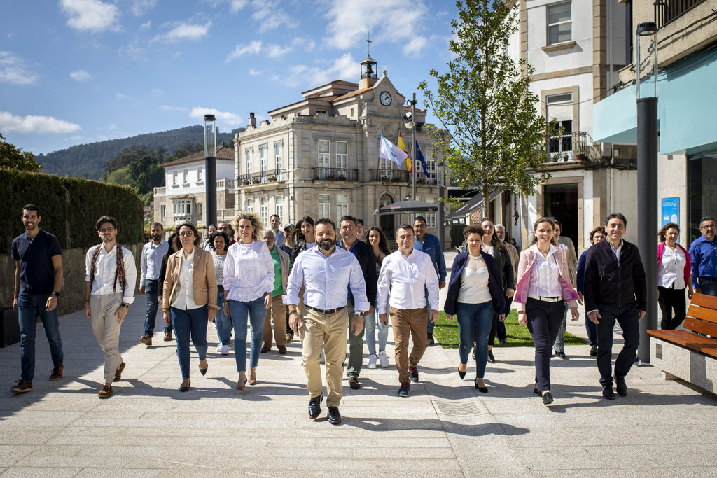 CANDIDATURA PSOE GONDOMAR