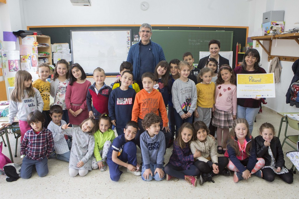 2019-05-08 – Premio xurado educación infantil – CEIP Purilingüe As Solanas – A Guarda
