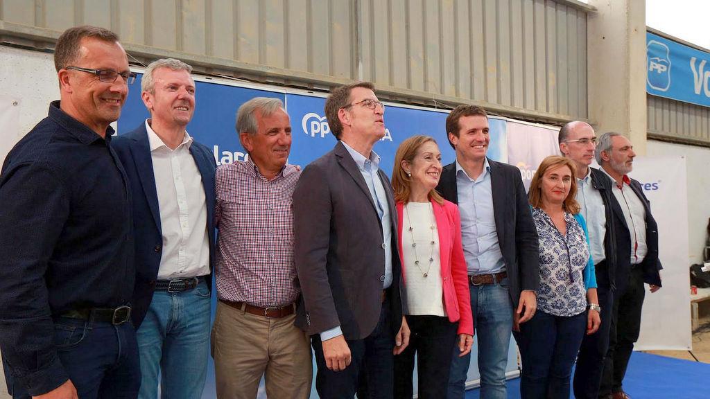 OS POPULARES DE NIGRÁN CONGREGAN A MÁIS DE 500 PERSOAS NO SEU ACTO CENTRAL DE CAMPAÑA
