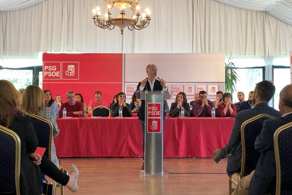 OS SOCIALISTAS REFERENDAN A CARMELA SILVA PARA REPETIR MANDATO Á FRONTE DA DEPUTACIÓN