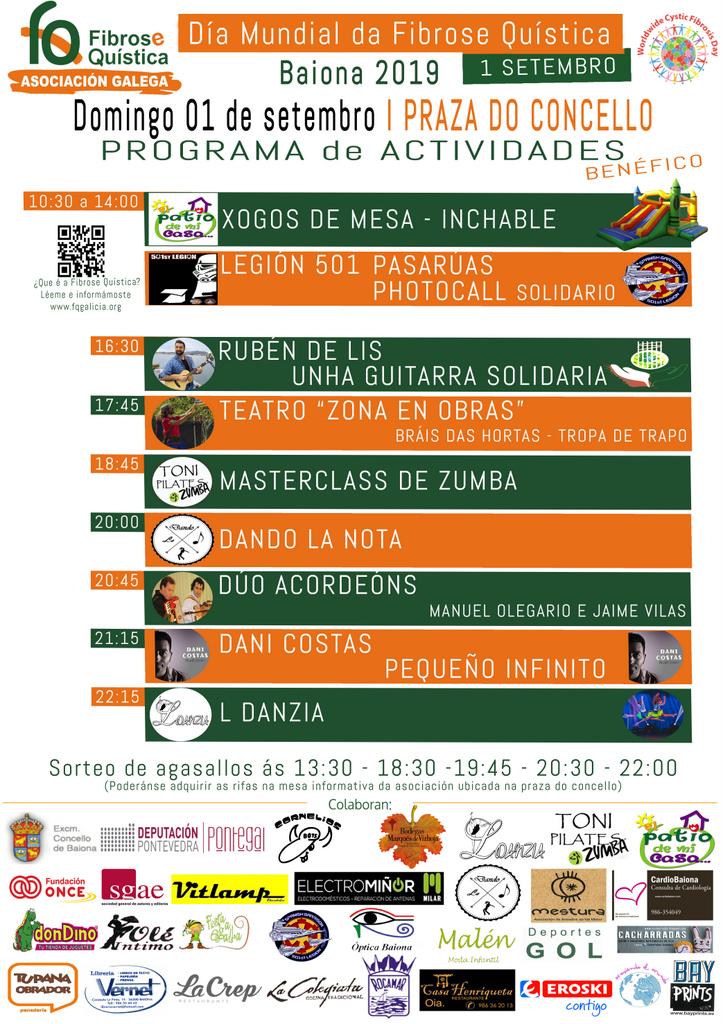 2019-08-25 - Día Mundial FQ Baiona 01092019_Gal