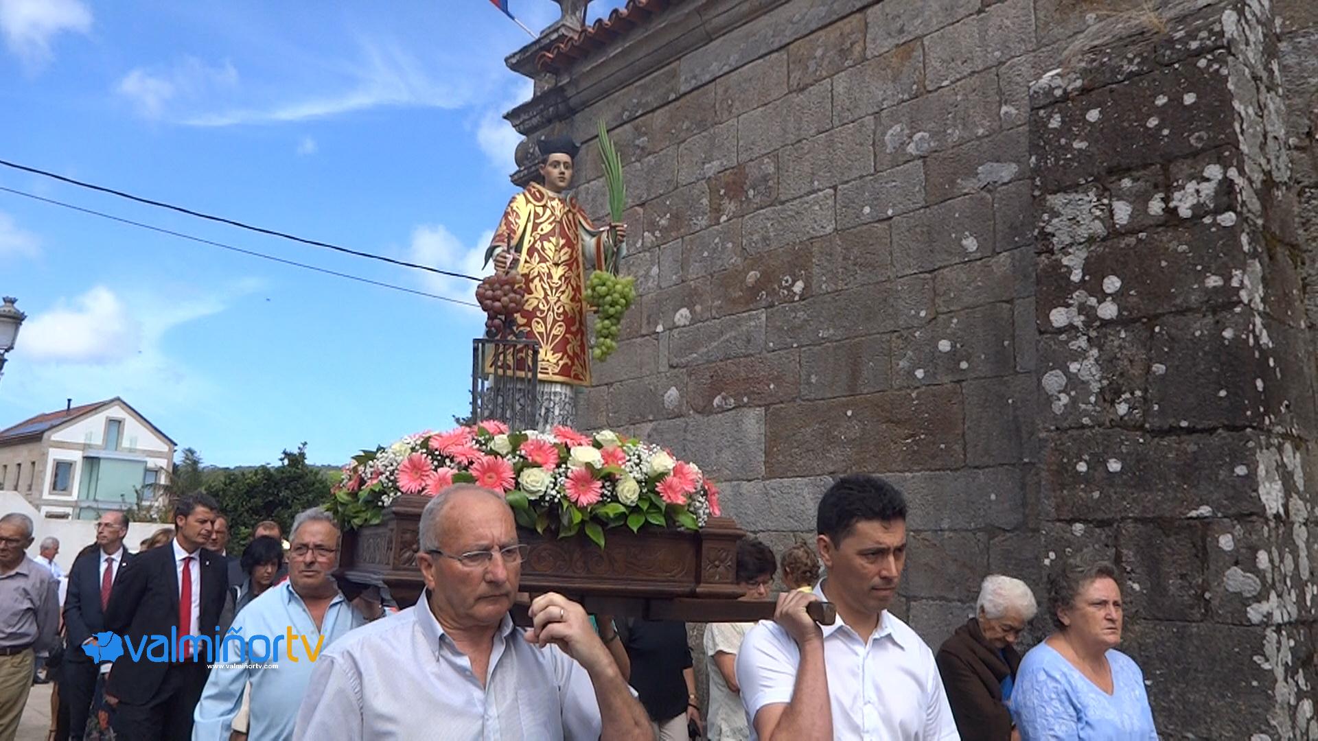 PROCESIÓN DE SAN LOURENZO DE BELESAR