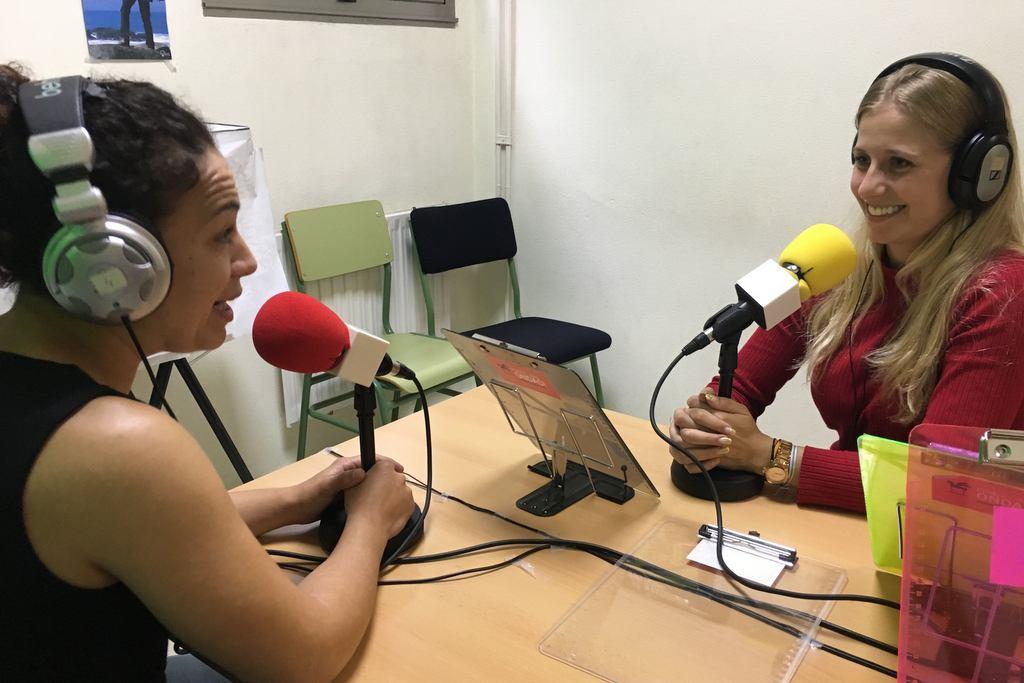 2019-10-30 – Desi Vila en Radio Turonio