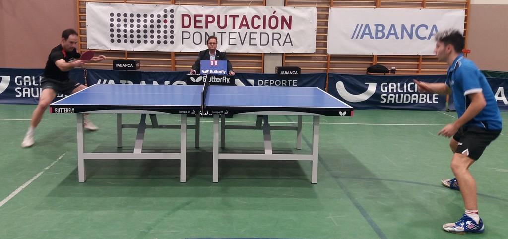 2019-11-10 - André versus Francisco