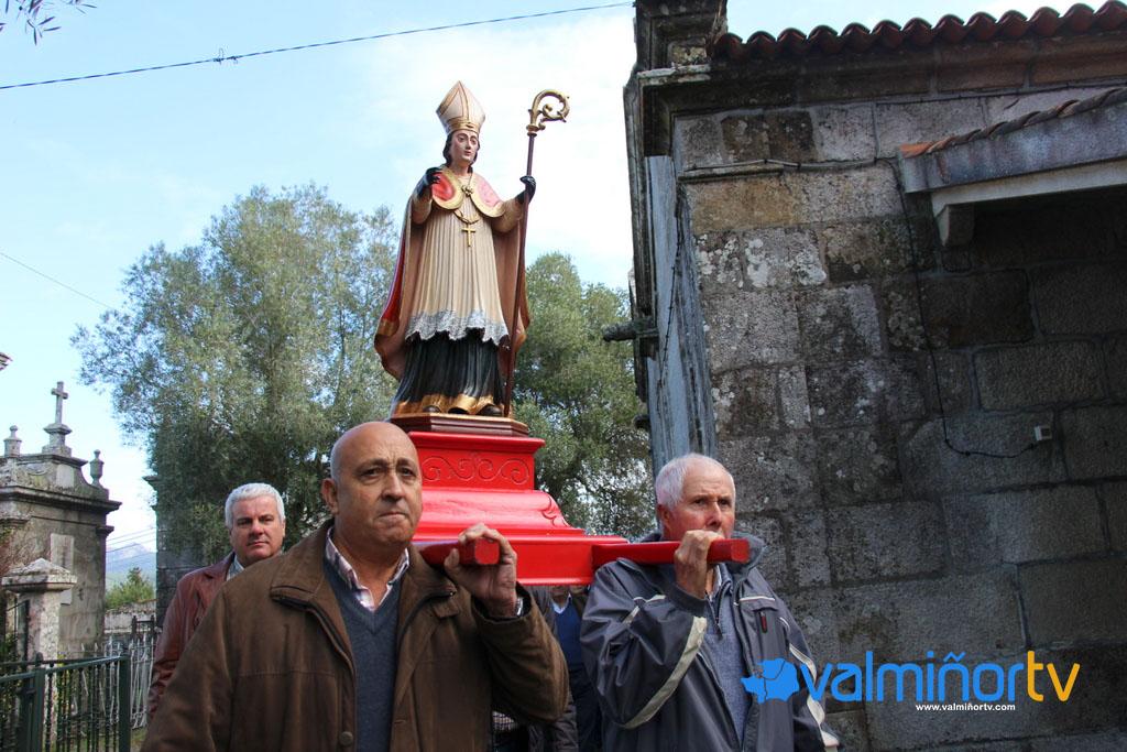 PROCESIÓN DE SAN MARTIÑO EN BORREIROS (7)
