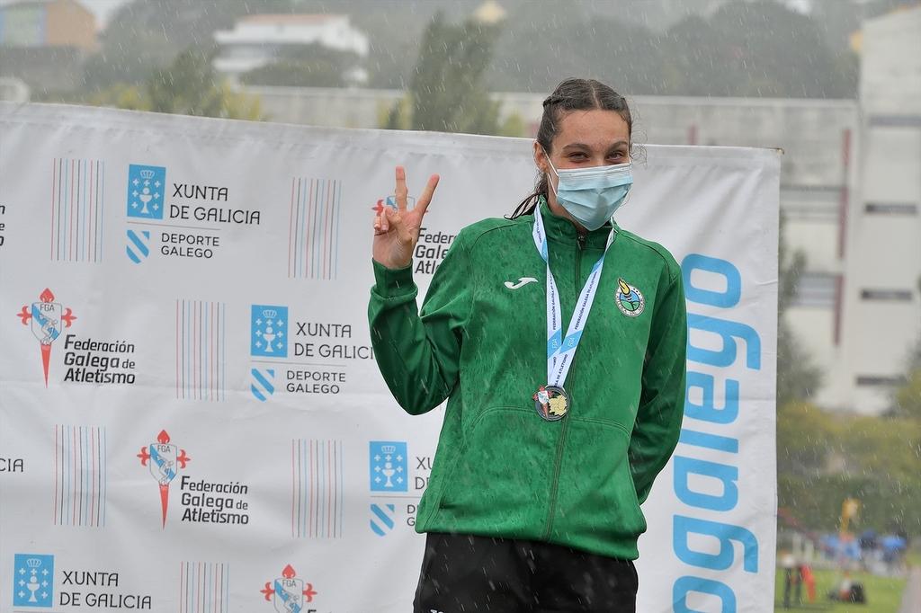 CAMPIONATOS DE GALICIA ABSOLUTOS, SUB23, SUB20 E SUB18