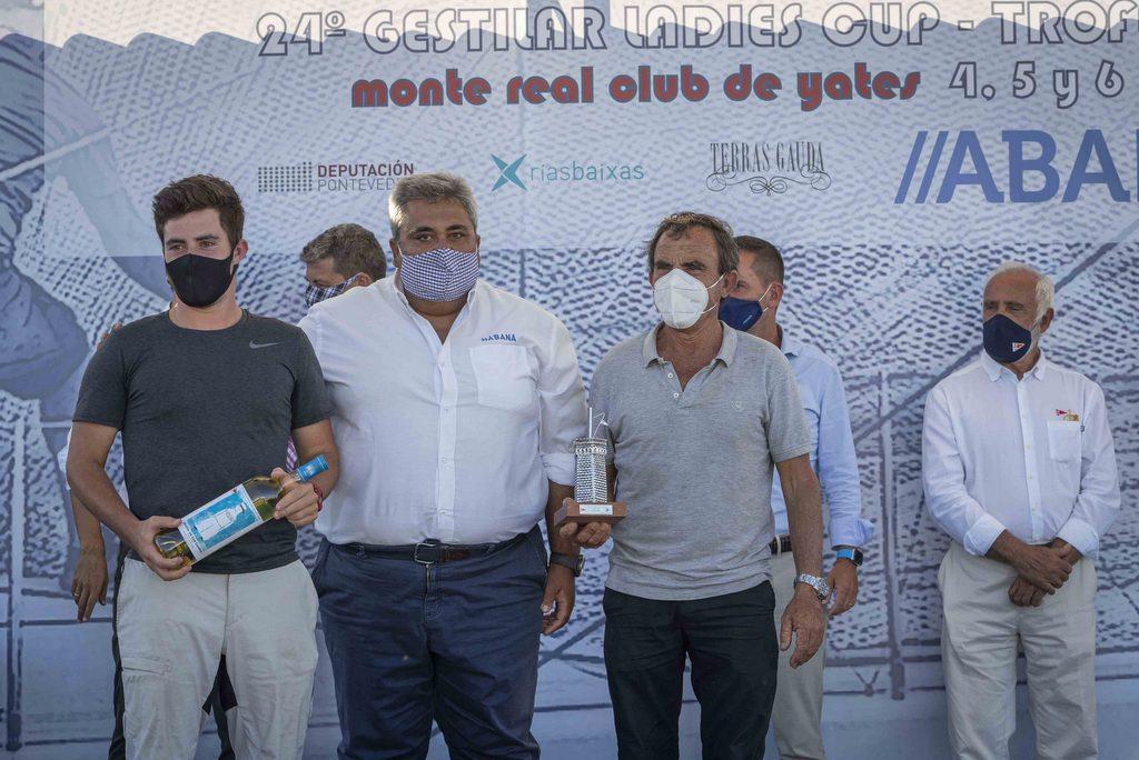 2020-09-06 – Javier y Jaime de la Gándara del Okofen ganador de J80 y del premio al mejor J80 de la temporada – Foto Lalo R Villar