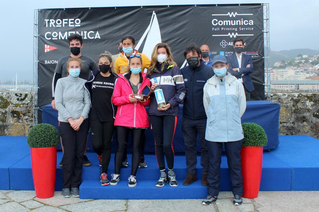 06-El Serralleiras ganó en la clase Fígaro AEProtec – Foto Leticia Acero